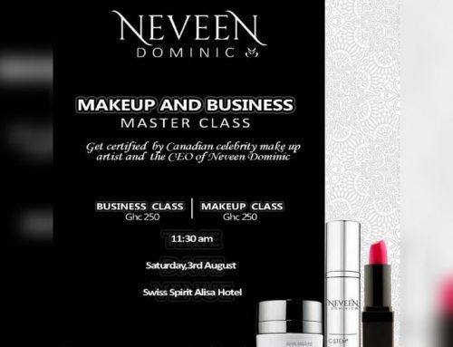 Neveen Dominic Cosmetics  Canada