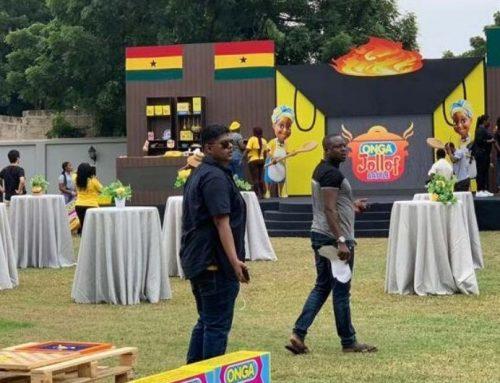Onga Jollof Battle 2019